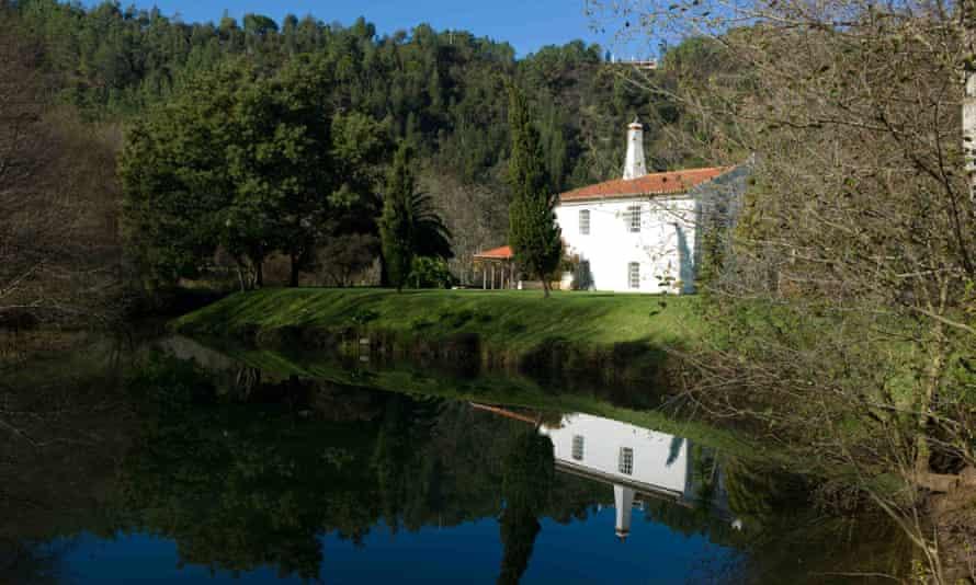 Casa Principal, Odeceixe, Portugal