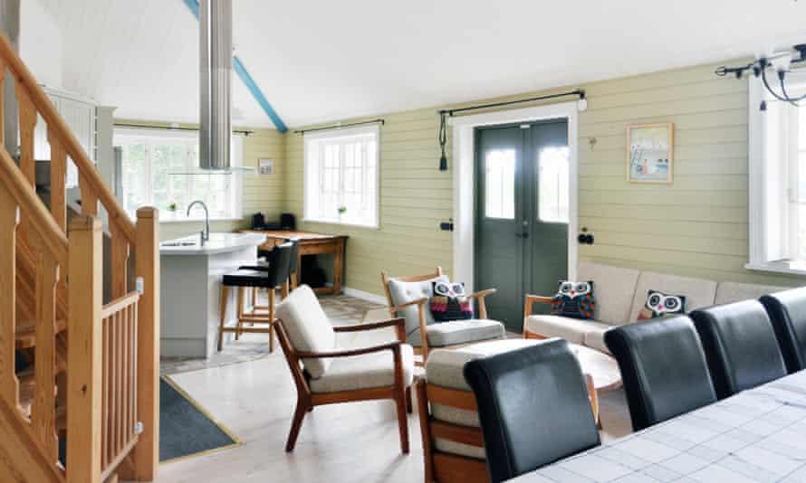 The Alvasjon Residence, Sweden