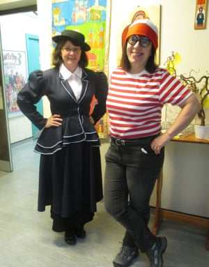 Mary Poppins and Where's Wally