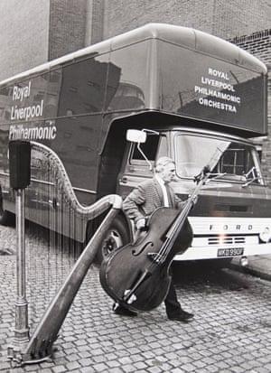 Heading out on tour, circa 1960