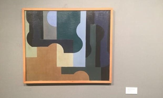 Saloua Raouda Choucair, CRG Gallery