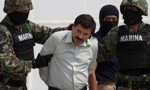 Mexico drug kingpins behind bars but violence and corruption