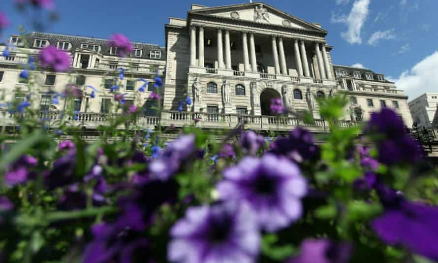 The Bank of England has held rates at 0.5% for six years.