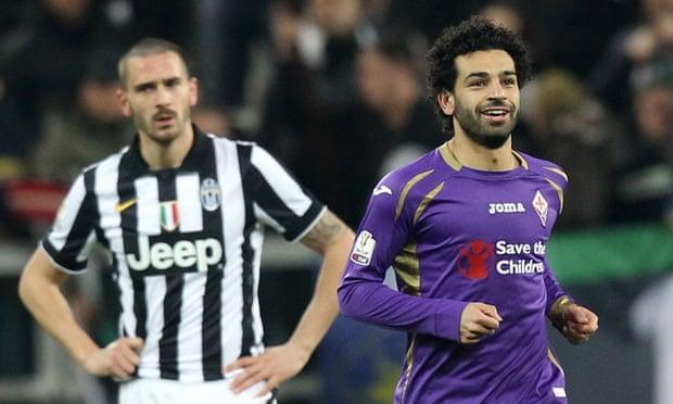 Juventus v Fiorentina: Coppa Italia semi-final first leg – as it happened