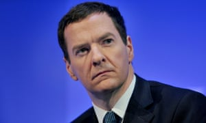 George Osborne RBS