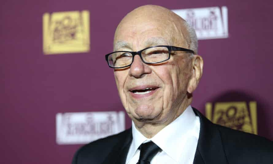 Rupert Murdoch: Comment on earnings call caused panic within MySpace.