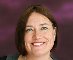 Julie Bentley chief executive of Girlguiding