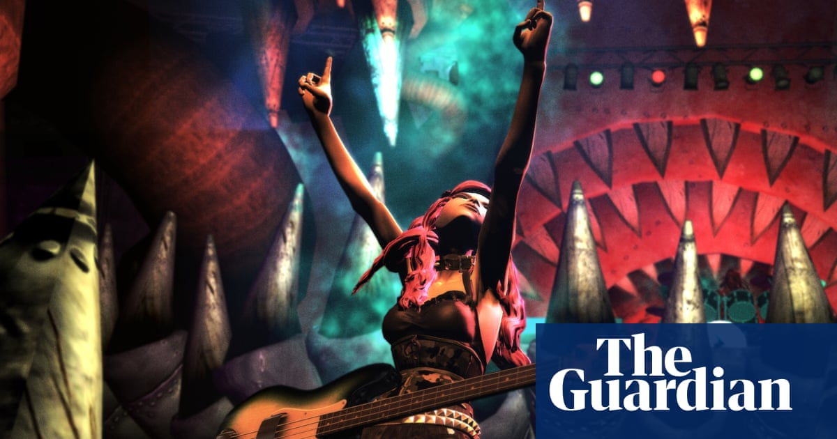 Rock Band Guitar Hero And Why Its Great That Music Games Are