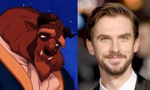 Beast vs Dan Stevens
