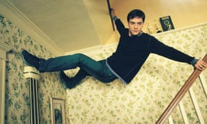 Origins story has us climbing the walls ... Tobey Maguire in Spider-Man