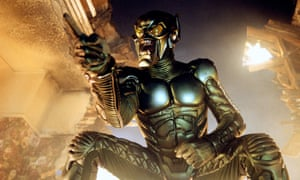 Time to shine? The Green Goblin in Spider-Man