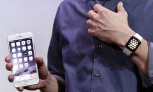 apple watch iphone 6 plus