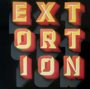 Extortion, 2014 by Eine