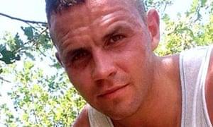 Konstandinos Erik Scurfield, who died in Syria fighting against Isis