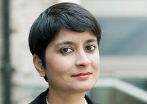 Shami chakrabarti director of Liberty