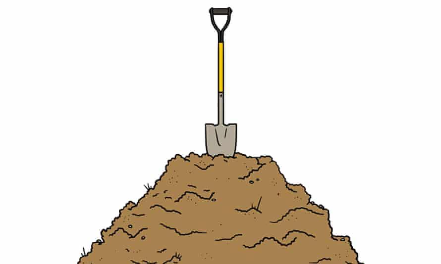 The Buried Giant illustration by Matt Blease
