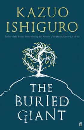Ishiguro's latest novel, The Buried Giant