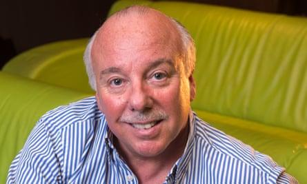 Paul Stephenson at Naim Audio.