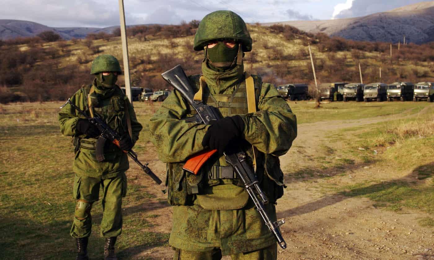 Britain should arm Ukraine, says Tory donor