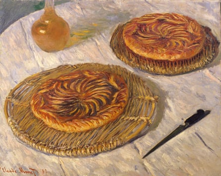 The Galettes, 1882 by Claude Monet.