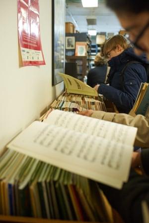 New York City's last classical sheet music shop closes its