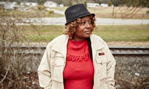 'People don't listen – because we have black voices,' said Esther Calhoun, 52. Calhoun will be commemorating the march on Saturday.