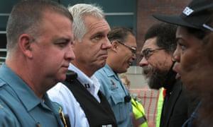 Ferguson police Rick Henke