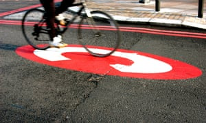 Bicycle congestion charge zone