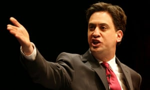 Ed Miliband at the Scottish Labour party conference in Edinburgh