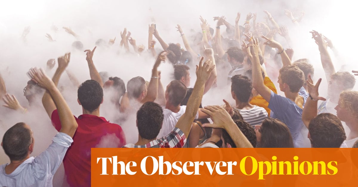 Stop sneering at working-class youth at play in Magaluf and Ibiza