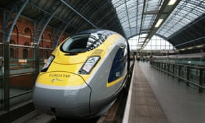 The government's sale of its stake in Eurostar should not be a cause of celebration.