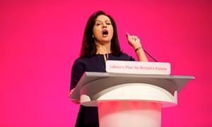 Labour MP Caroline Flint