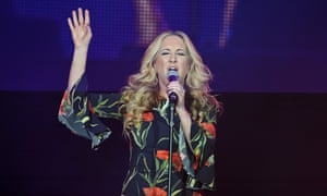 Lee Ann Womack at Country 2 Country at London's O2 Arena.