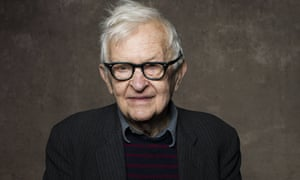 Albert Maysles in 2013.