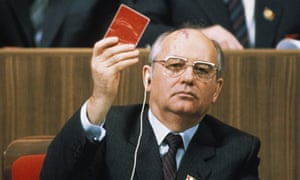 Mikhail Gorbachev: 'It's bad enough having the Russian media distorting the truth, without Nato doin