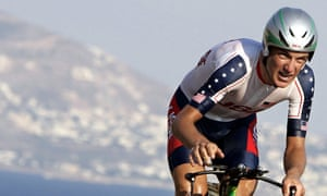 The former cyclist Tyler Hamilton was among the interviewees for the CIRC's report