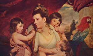 Lady Cockburn and her Three Eldest Sons, 1773