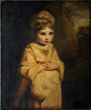 The Strawberry Girl, 1772-3.