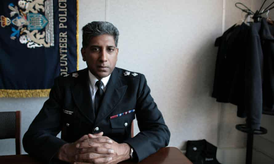 Former chief superintendent Dal Babu, photographed in 2013.