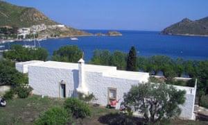 Patmos beach house, Patmos