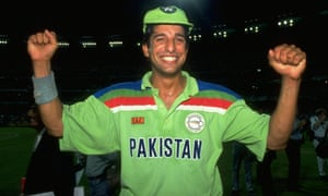 How I Came To Own The Sweater Wasim Akram Wore At The 1992