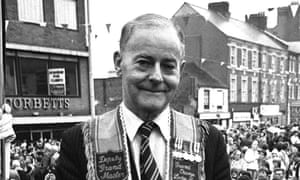 Former UUP leader Lord Molyneaux.