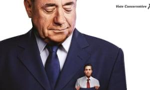 Ed Miliband in Alex Salmond's pocket