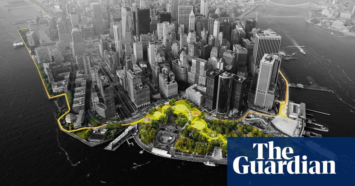 Bjarke Ingels On The New York Dryline We Think Of It As The Love