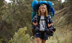 Step by step … Reese Witherspoon as Cheryl Strayed, whose 1,000 mile journey is dramatised in Wild