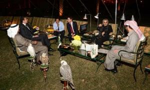 Saudi Arabia's Prince Alwaleed meets Snapchat chief executive Evan Spiegel