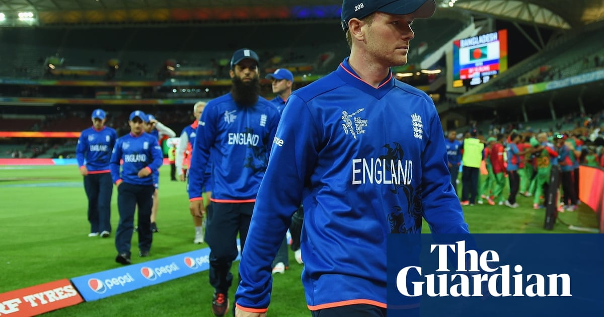 England Crash Out Of Cricket World Cup At Group Stage After
