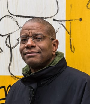 Paul Beatty in New York.
