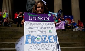 Public sector pay strike