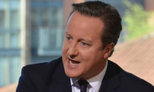 David Cameron has granted an exclusive interview to BuzzFeed, which will be stramed on its Facebook page